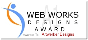 Web Works Site Award