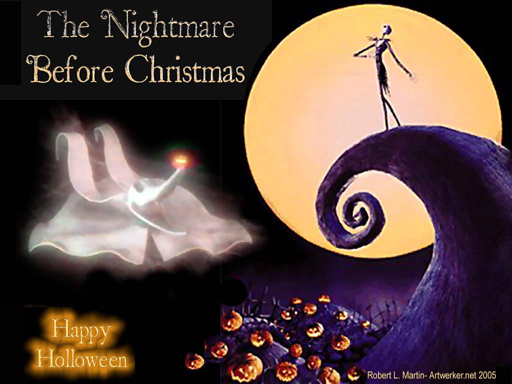Artwerker Scary Halloween Artwork Wallpaper And Background